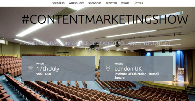 Content Marketing Show